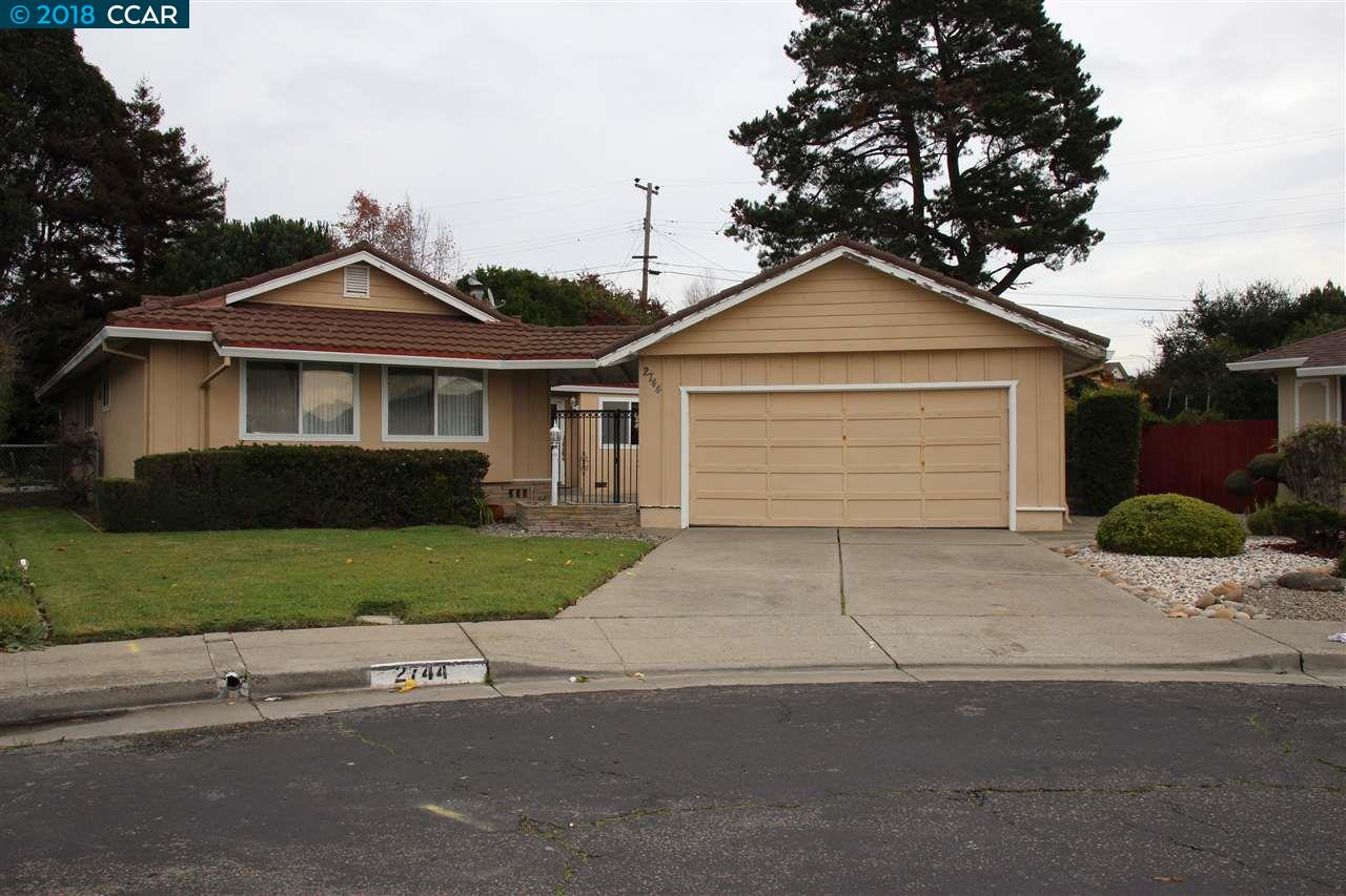 2744 CARDIFF CT, RICHMOND, CA 94806