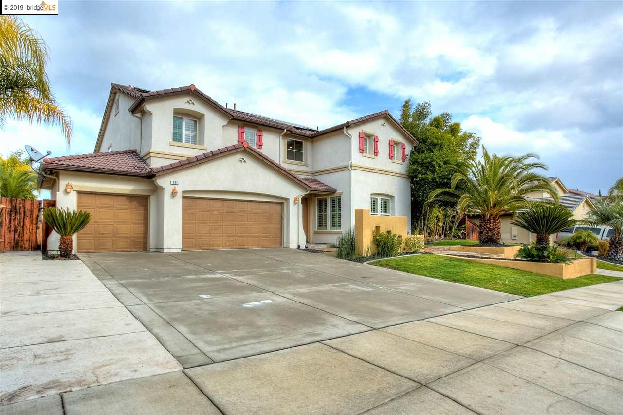 587 Myrtle Beach Dr, BRENTWOOD, CA 94513