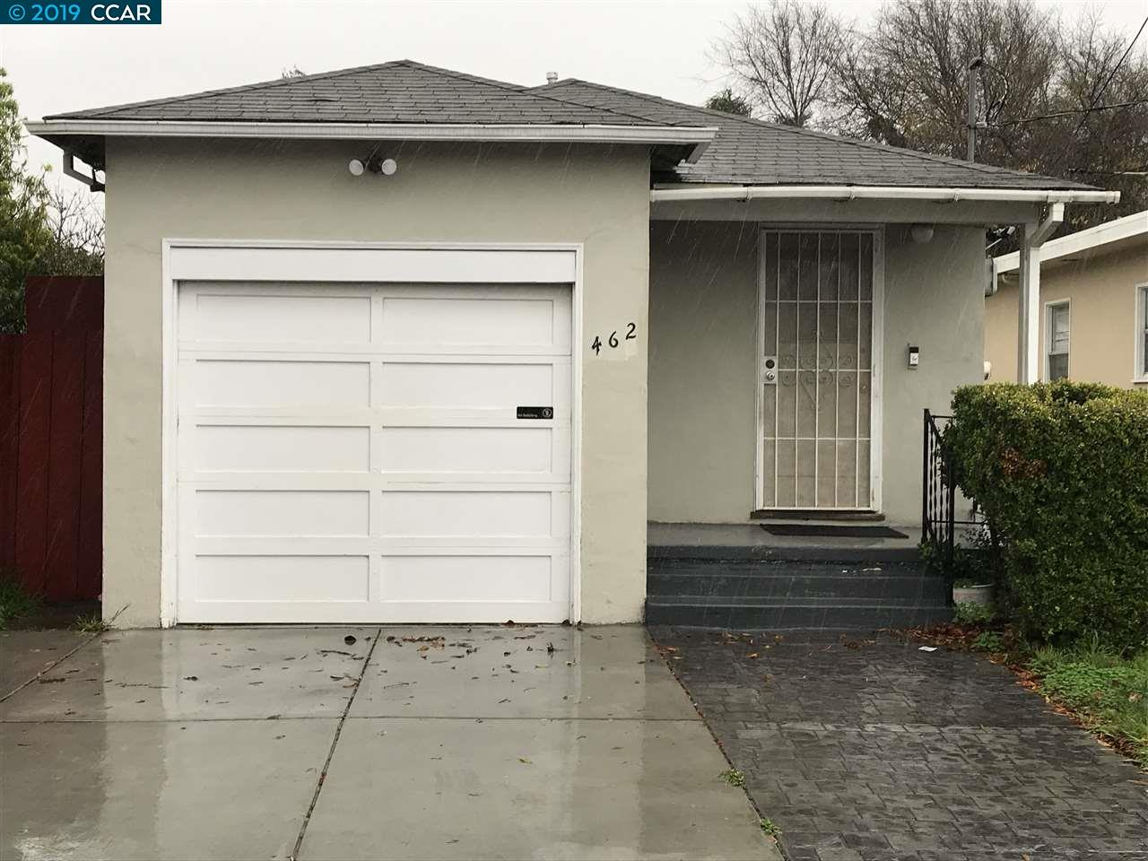 462 30TH STREEET, RICHMOND, CA 94804