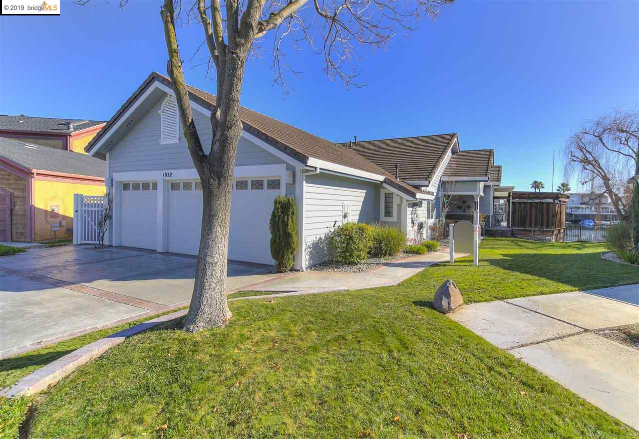 1832 Dune Point Pl, DISCOVERY BAY, CA 94505