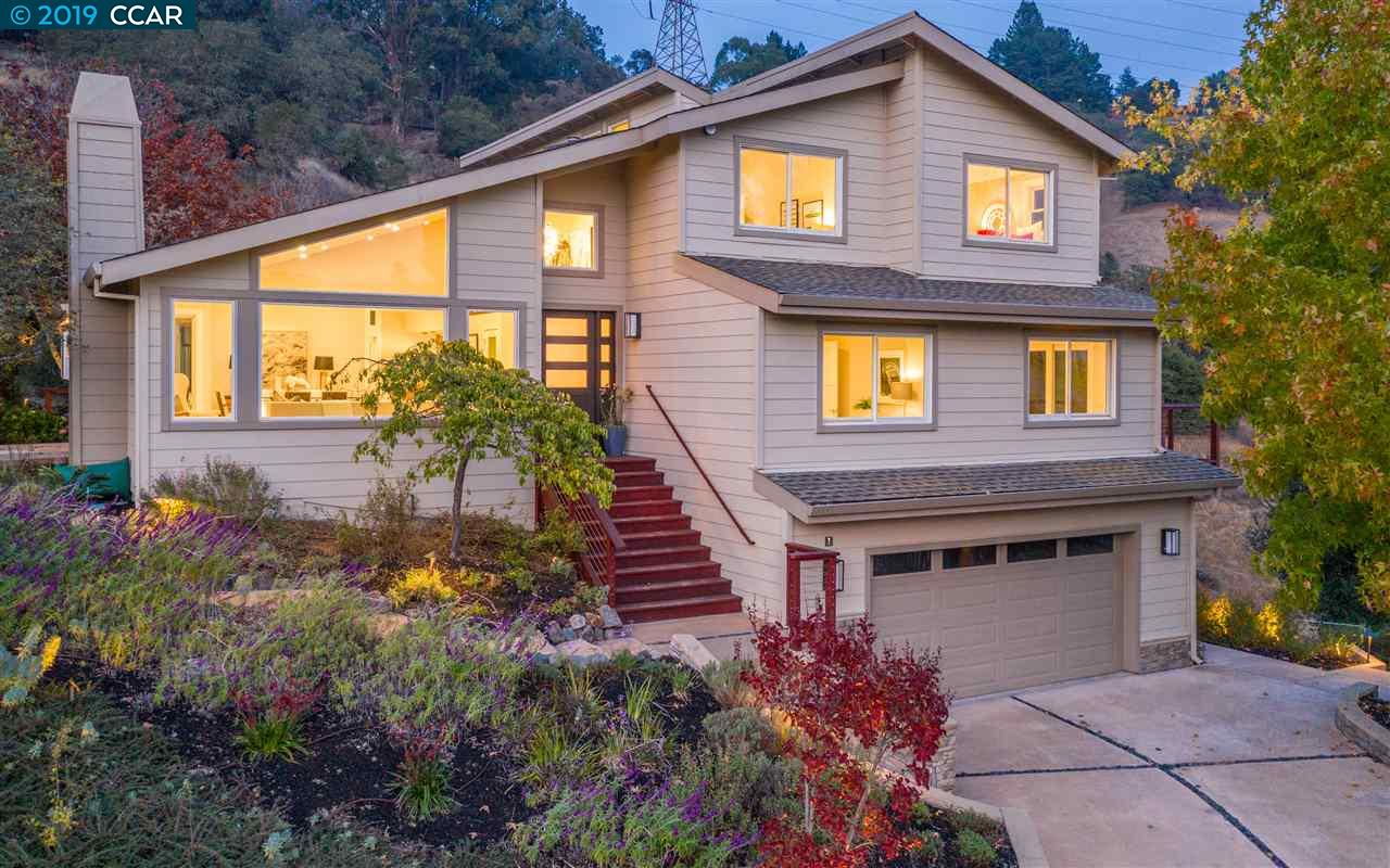 3 Lost Valley Court, ORINDA, California