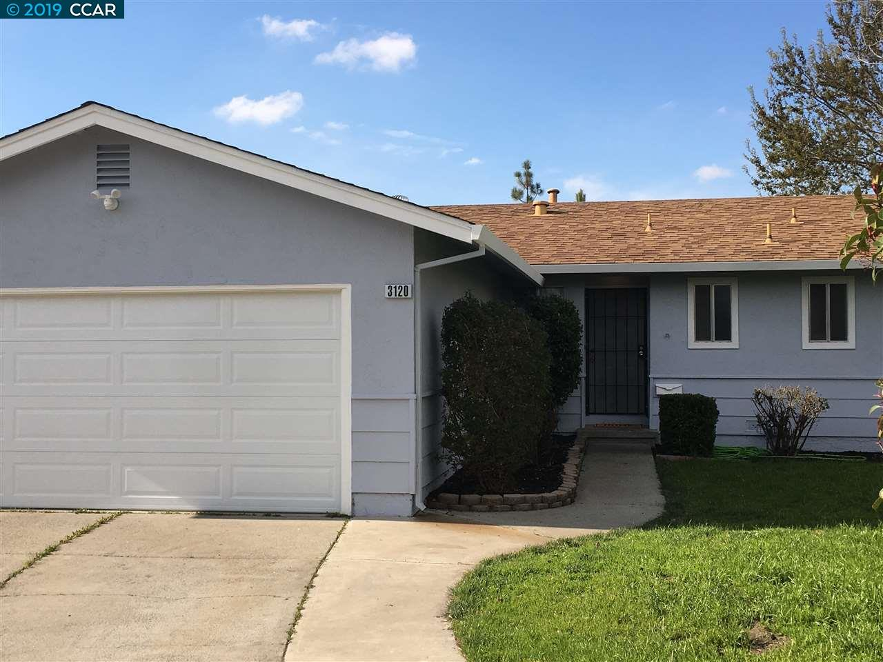 3120 Acorn Road, ANTIOCH, CA 94509