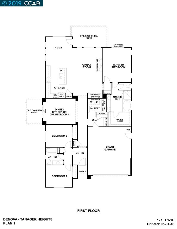 505 TANANGER HEIGHTS CT, PLEASANT HILL, CA 94523  Photo