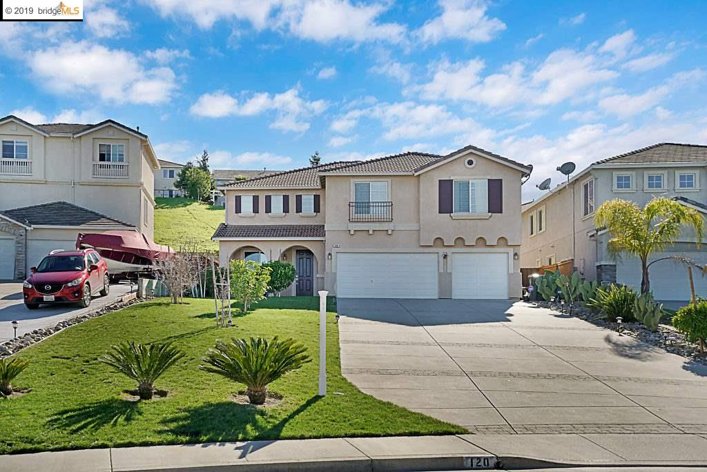 120 Oakpoint Ct, BAY POINT, CA 94565