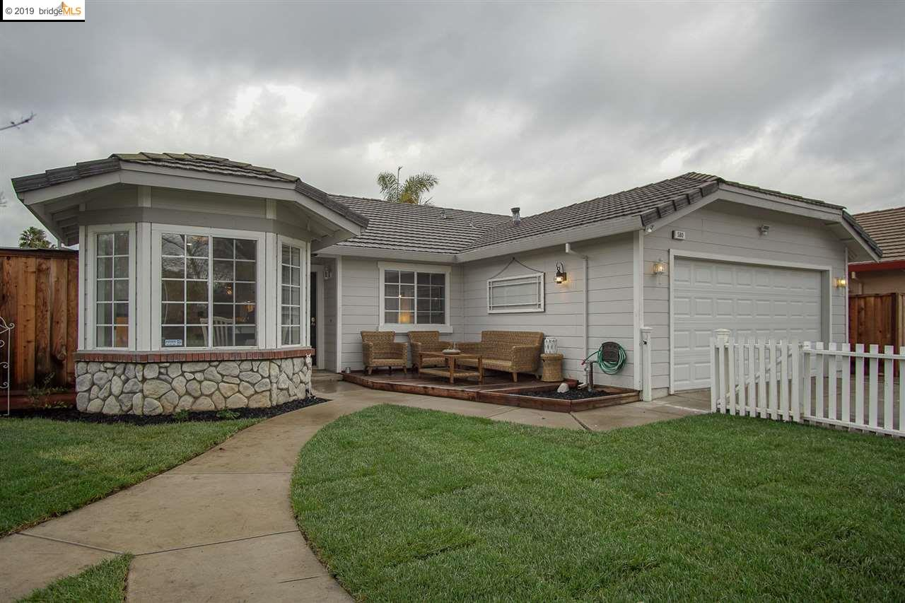 580 Valley Green Dr, BRENTWOOD, CA 94513