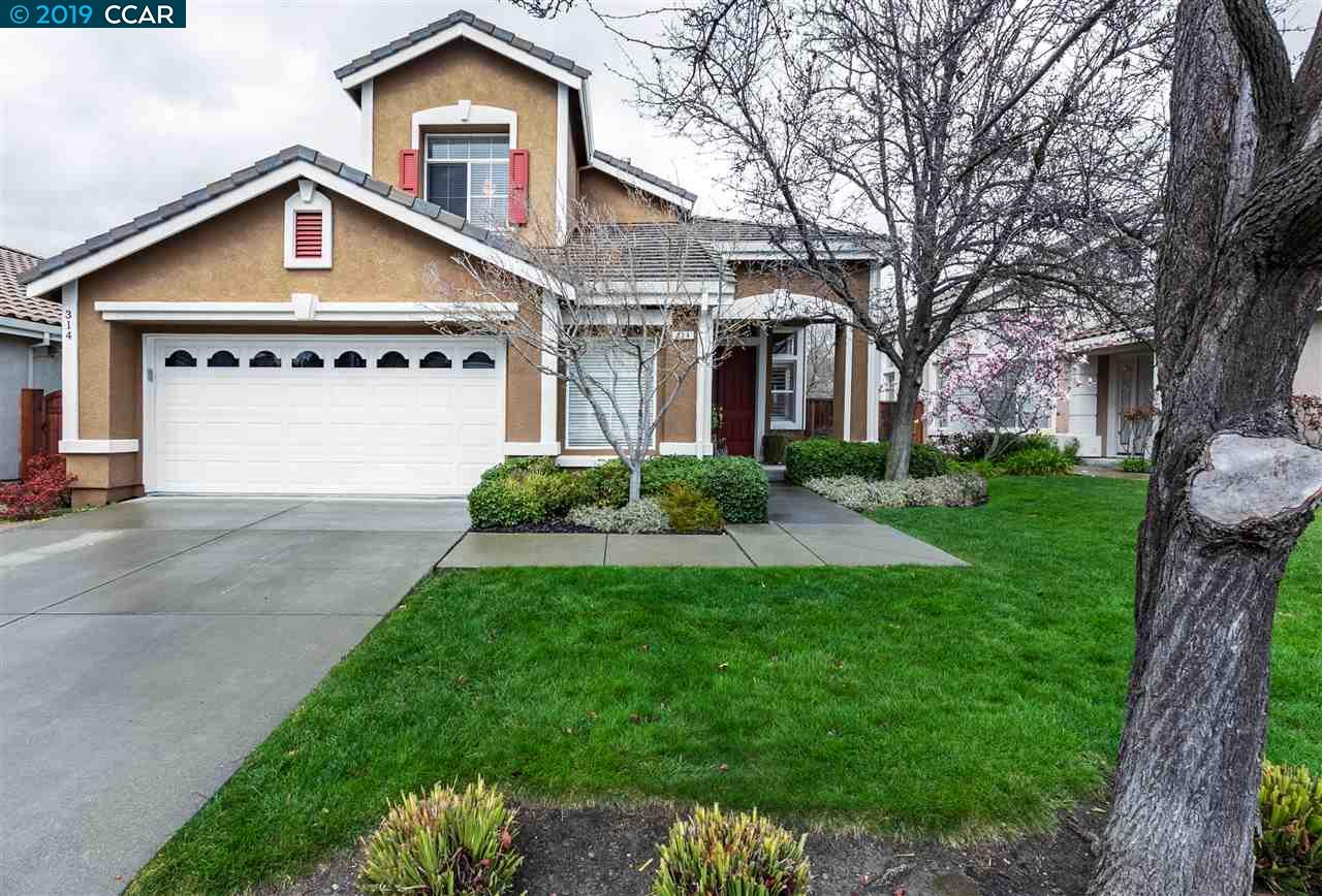 314 Squirrel Ridge Way Danville, California 94506, 4 Bedrooms Bedrooms, 9 Rooms Rooms,3 BathroomsBathrooms,Residential,For Sale,314 Squirrel Ridge Way,40855403