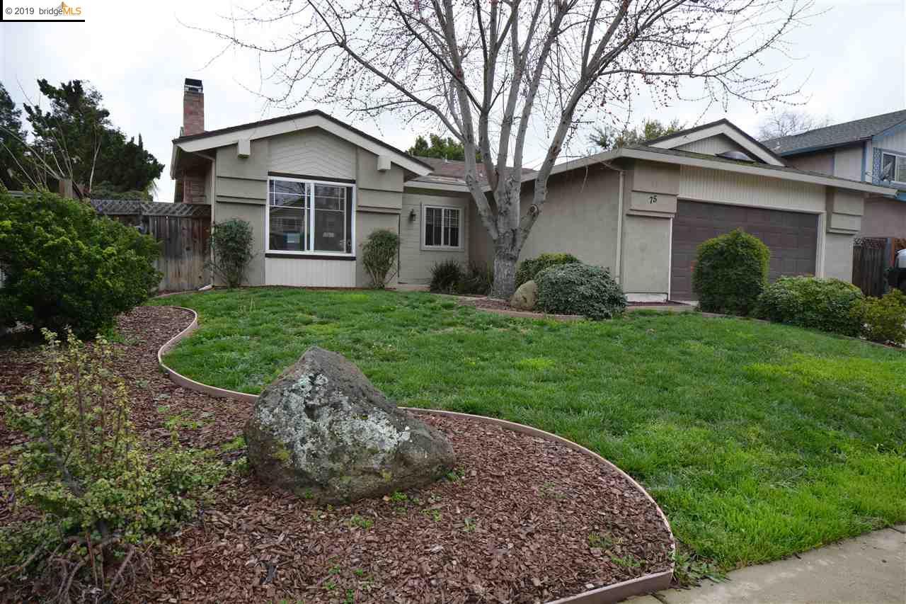 75 Cloverleaf Cir, BRENTWOOD, CA 94513