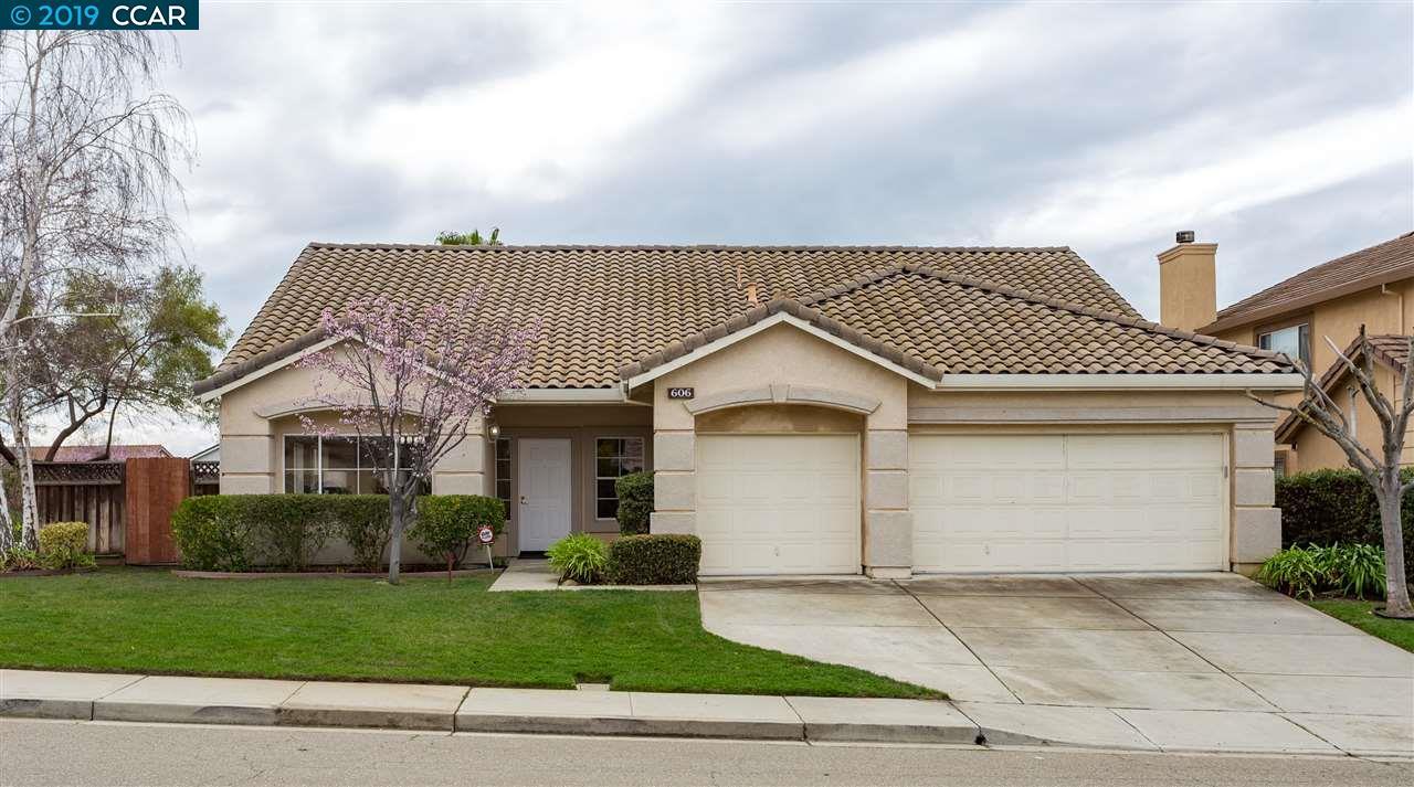 606 Black Oak Way, ANTIOCH, CA 94509