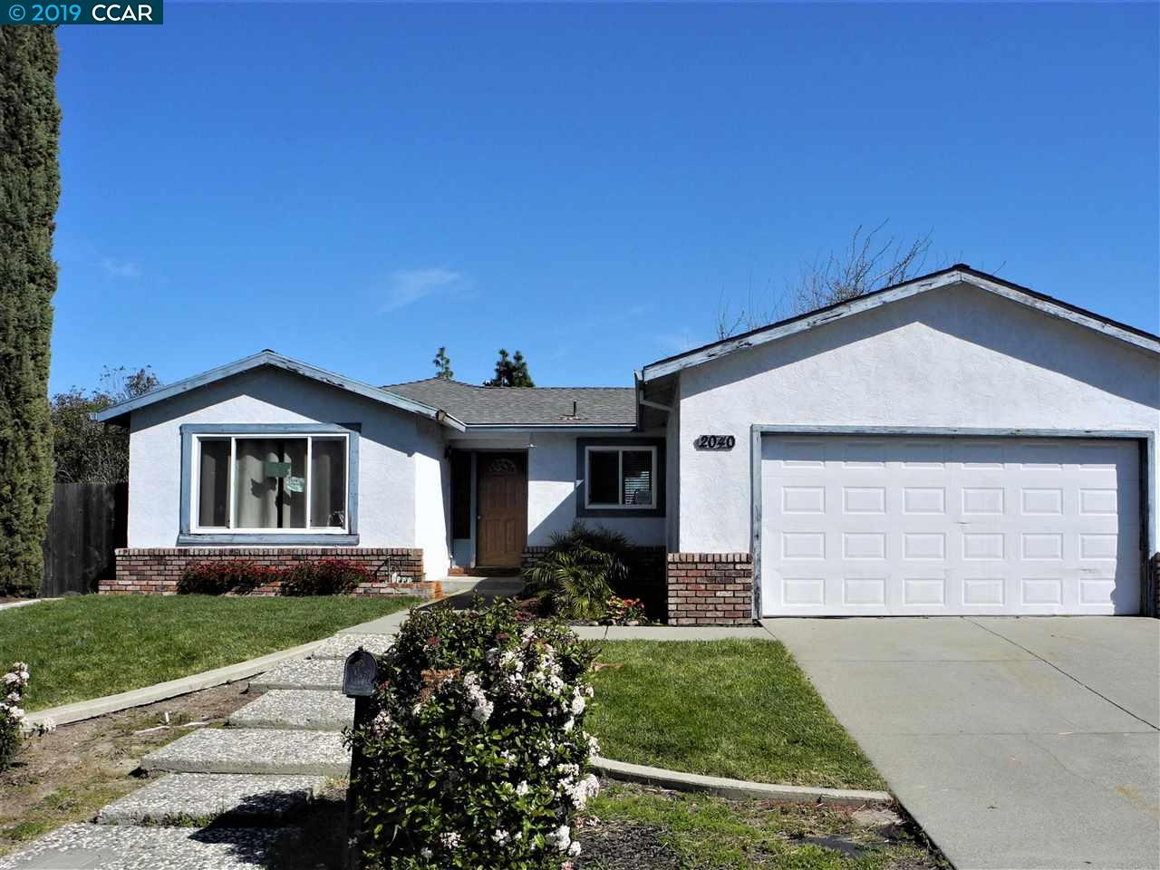 2040 Reseda Way, ANTIOCH, CA 94509