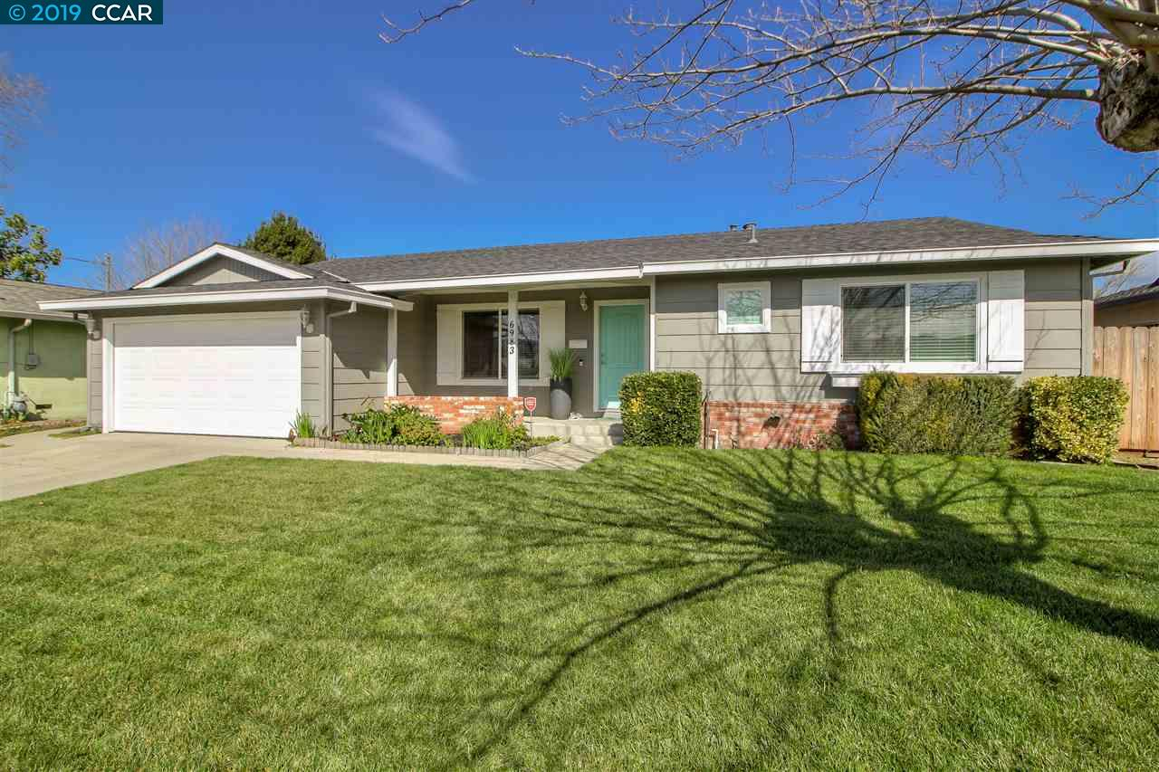 Property for sale at 6983 Mansfield Ave, Dublin,  California 94568