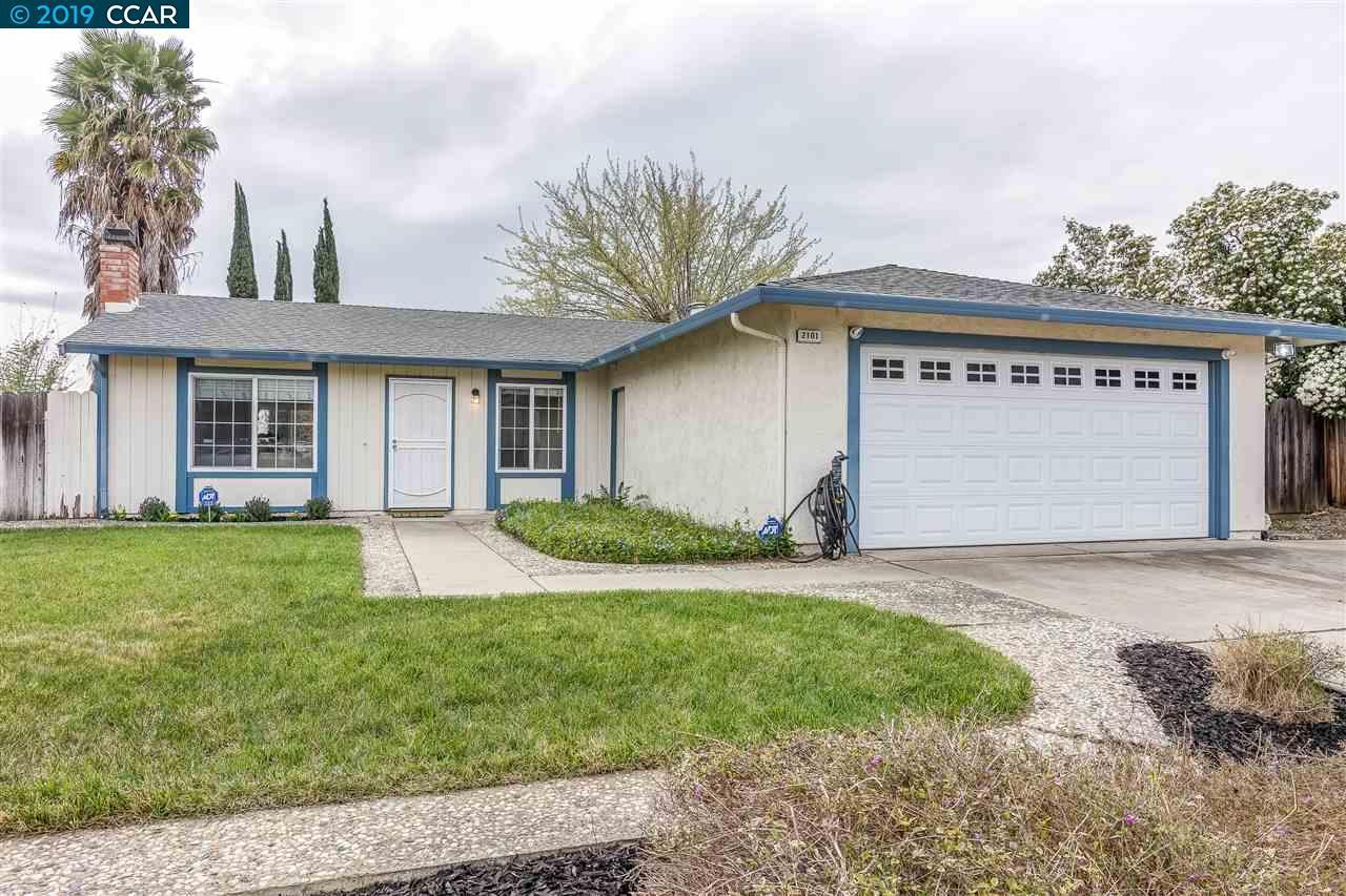 2101 Morton Way, ANTIOCH, CA 94509