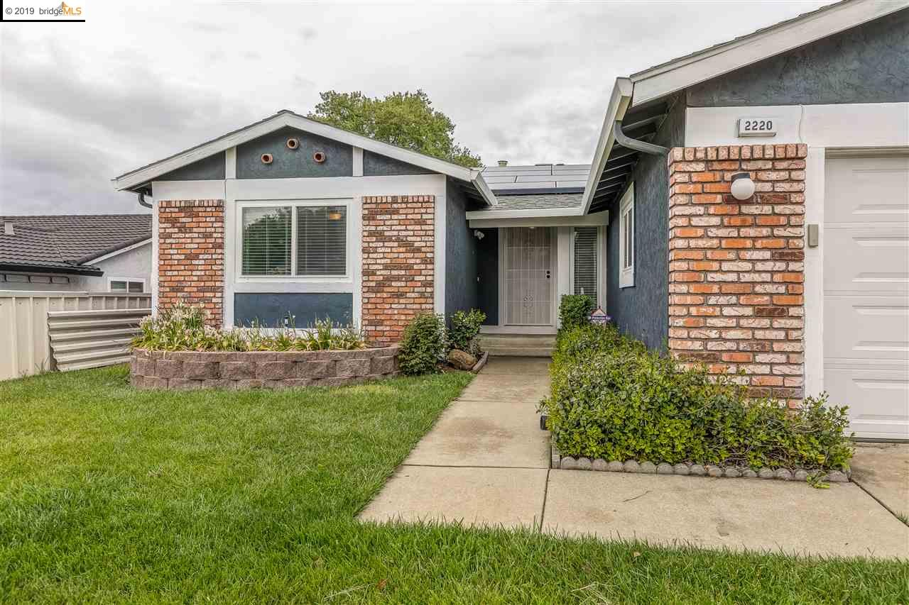 2220 Robles Dr, ANTIOCH, CA 94509