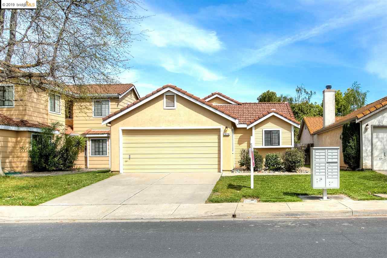 1876 Santa Fe St, OAKLEY, CA 94561