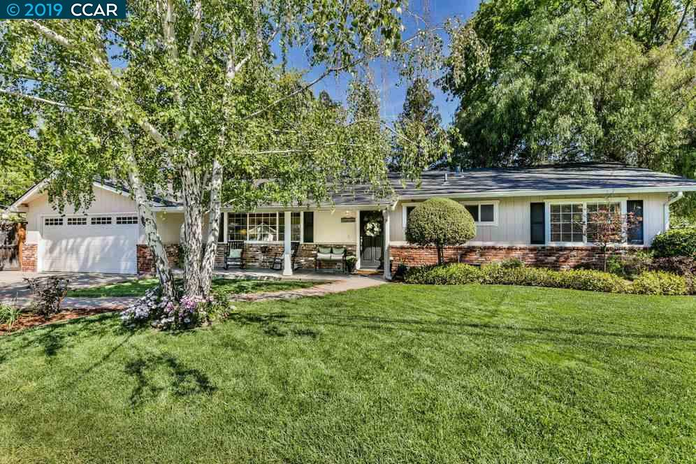 Property for sale at 1250 Elmwood Dr, Walnut Creek,  California 94597