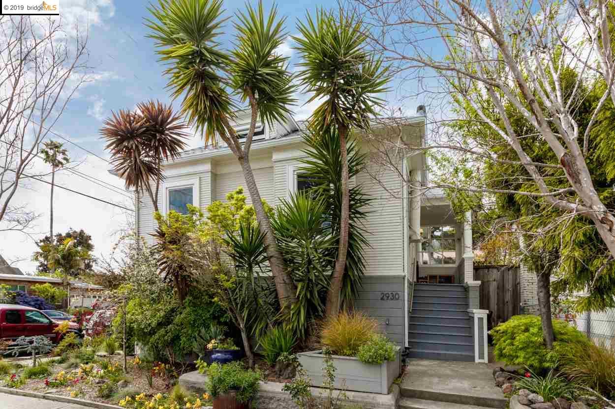 Karta Berkeley California.2930 California Street Berkeley 94703 Sold Listing Mls