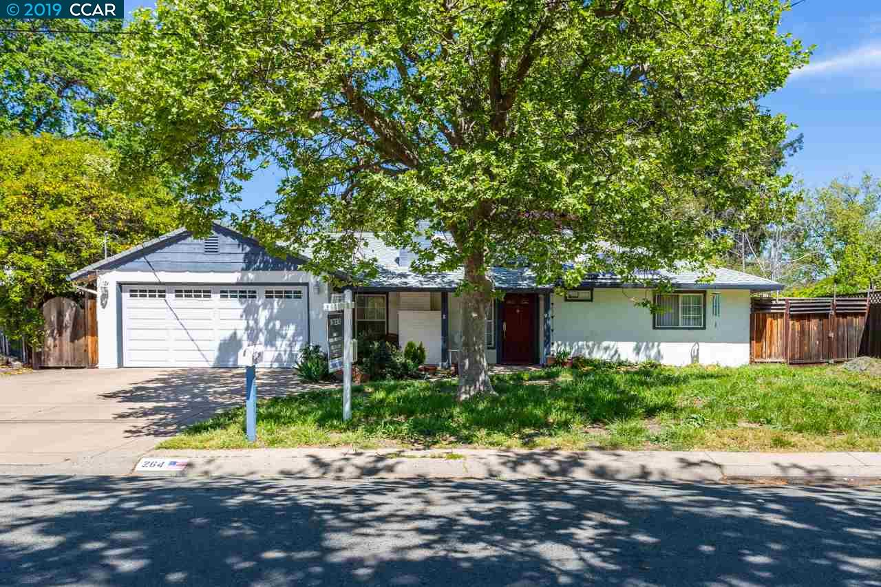 264 Gloria Dr PLEASANT HILL CA 94523, Image  1