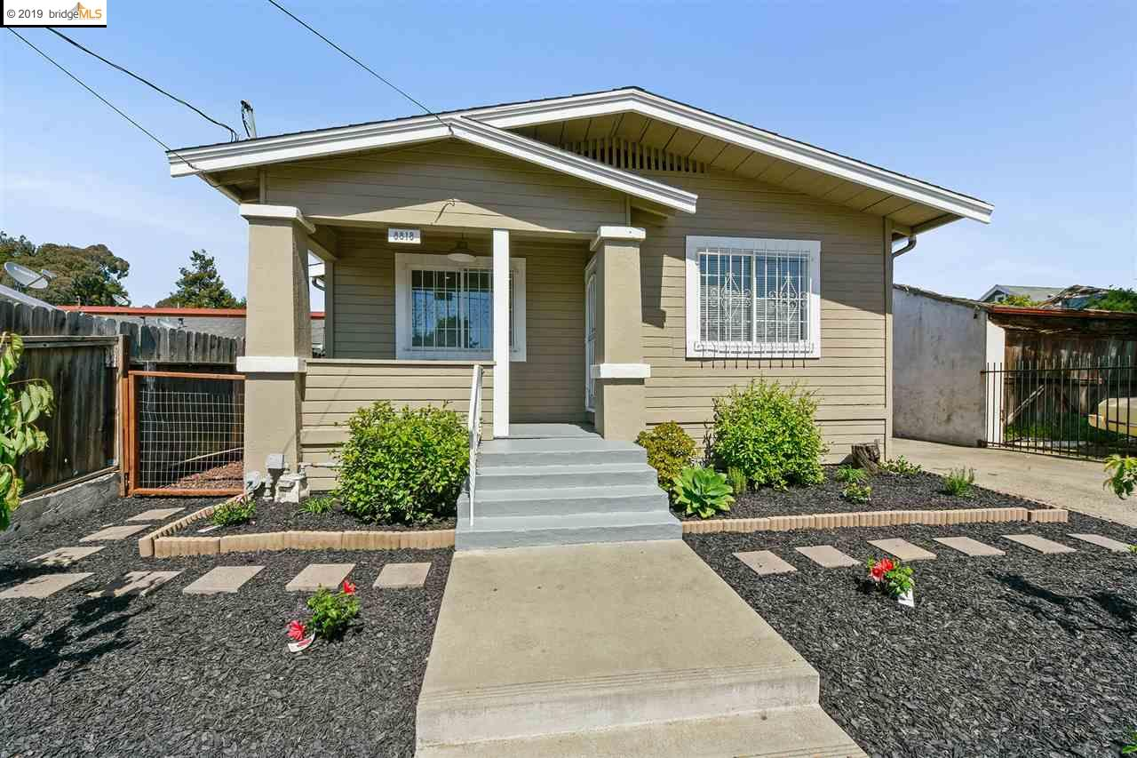 8818 PLYMOUTH ST, OAKLAND, CA 94621  Photo