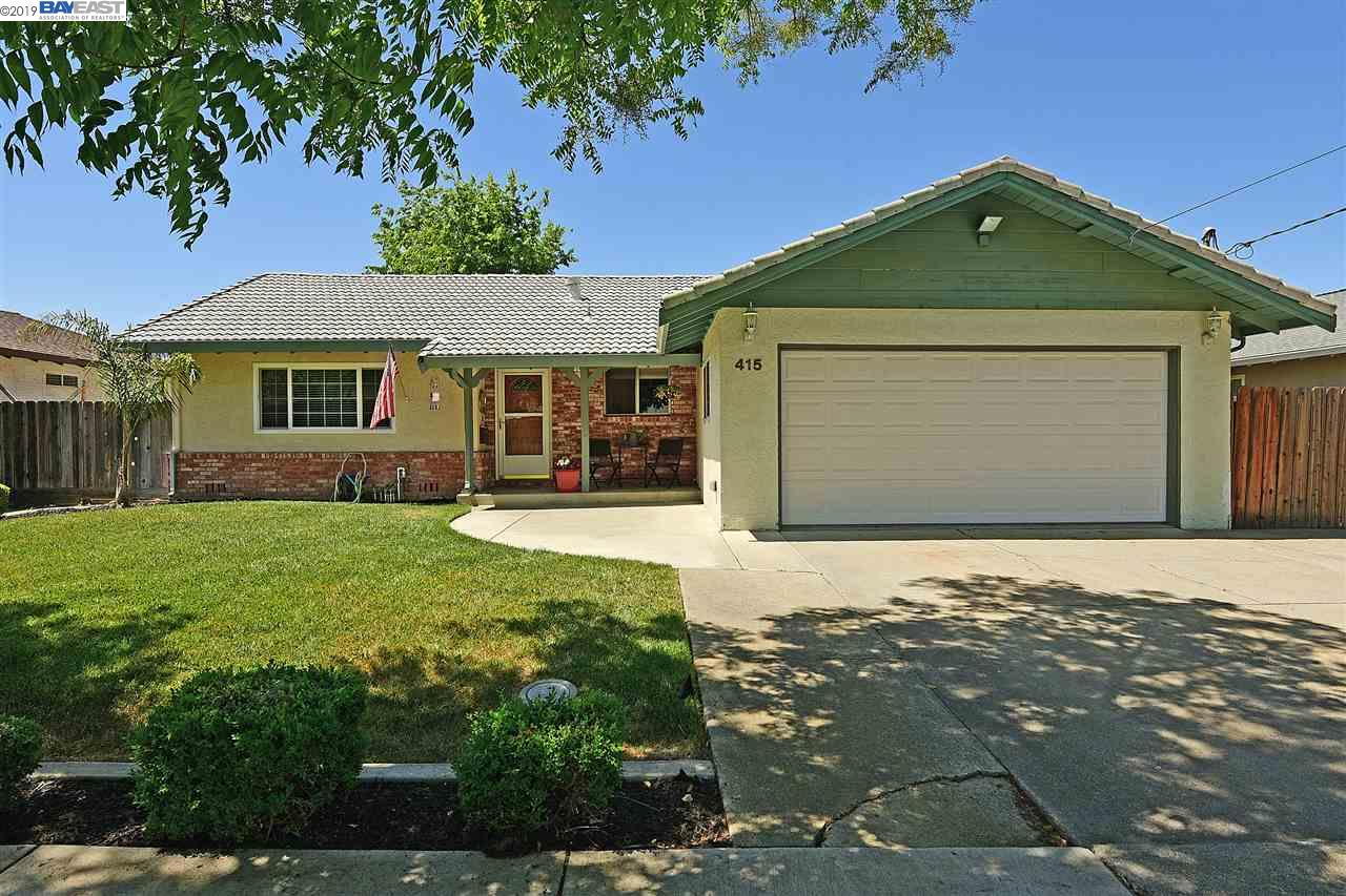 415 Pippo Ave, BRENTWOOD, CA 94513