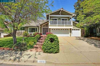 Image for 1314 Waterfall Way, <br>Concord 94521