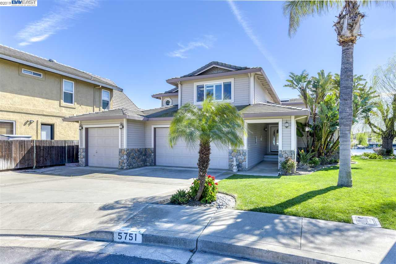 5751 Salmon Ct, DISCOVERY BAY, CA 94505
