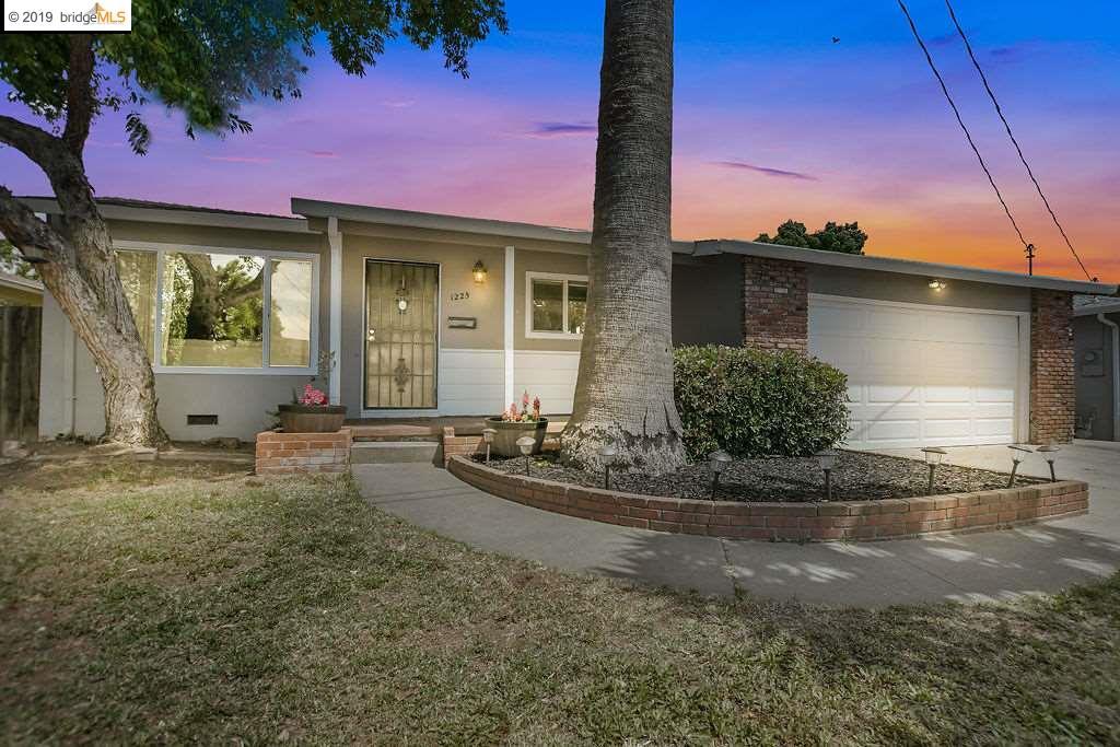 1225 Simmons St, ANTIOCH, CA 94509