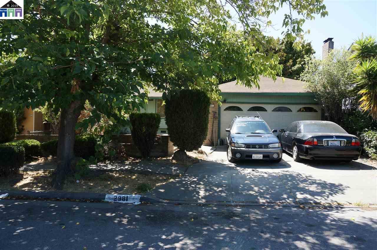 2981 BIRMINGHAM DR, RICHMOND, CA 94806