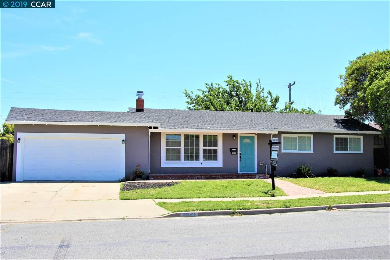 2025 Kendree Street, ANTIOCH, CA 94509