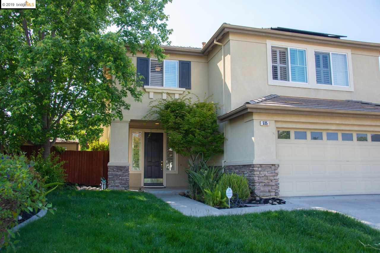 535 Taylor Dr, BRENTWOOD, CA 94513