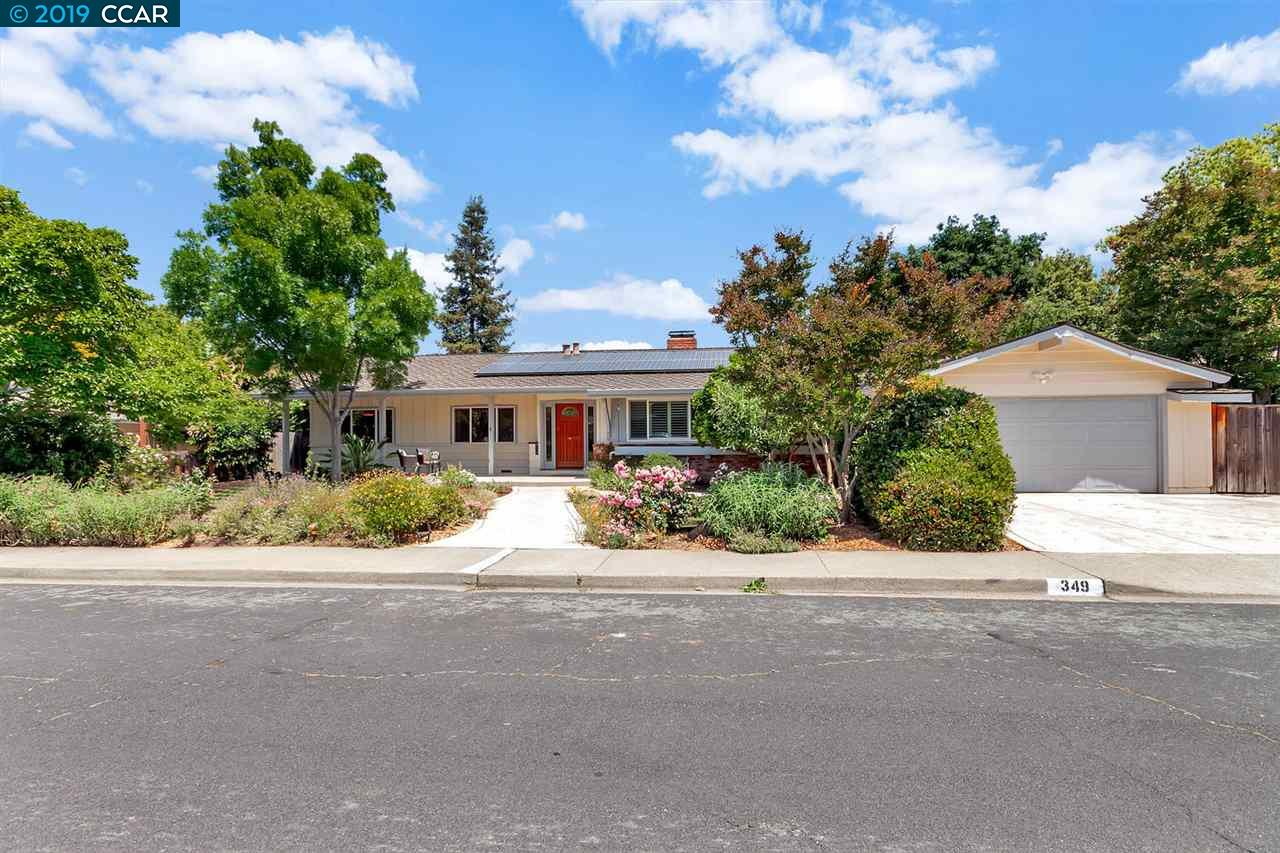 Image not available for 349 Warwick Dr, Walnut Creek CA, 94598
