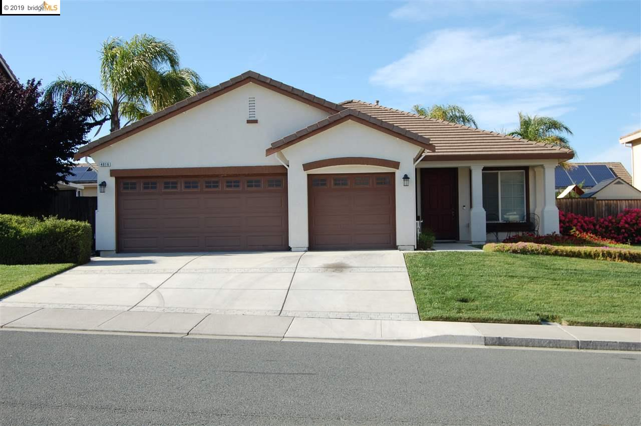 4016 Wind Chime St., ANTIOCH, CA 94509