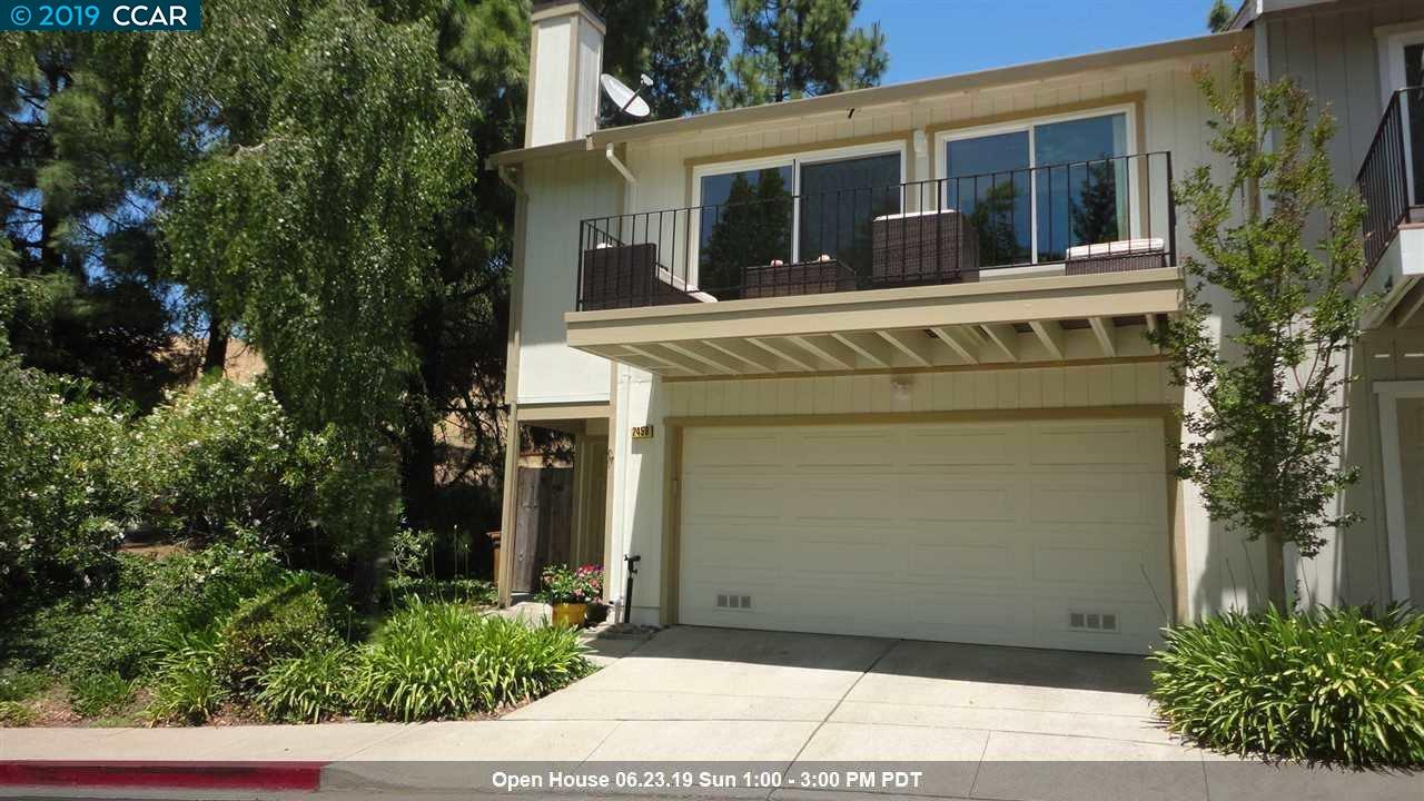 Detail Gallery Image 1 of 1 For 2458 Heatherleaf Lane, Martinez, CA 94553-4336 - 3 Beds | 2 Baths