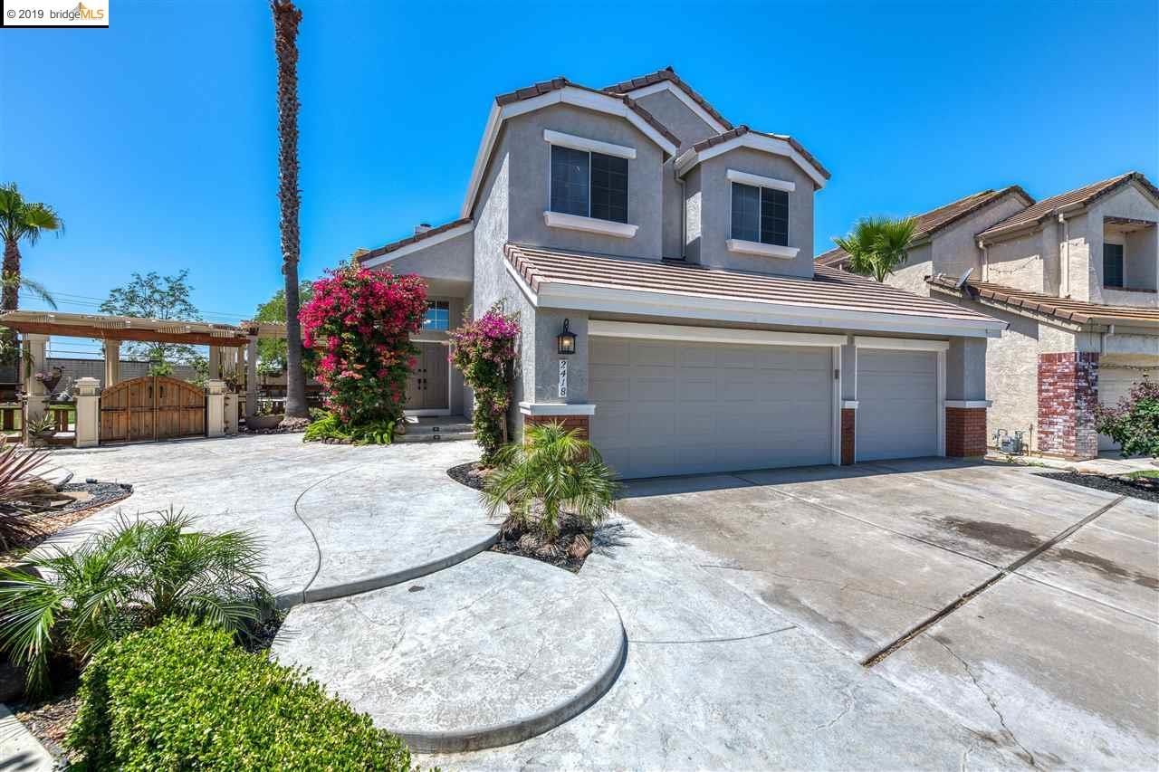 2418 Santa Cruz Ct, DISCOVERY BAY, CA 94505