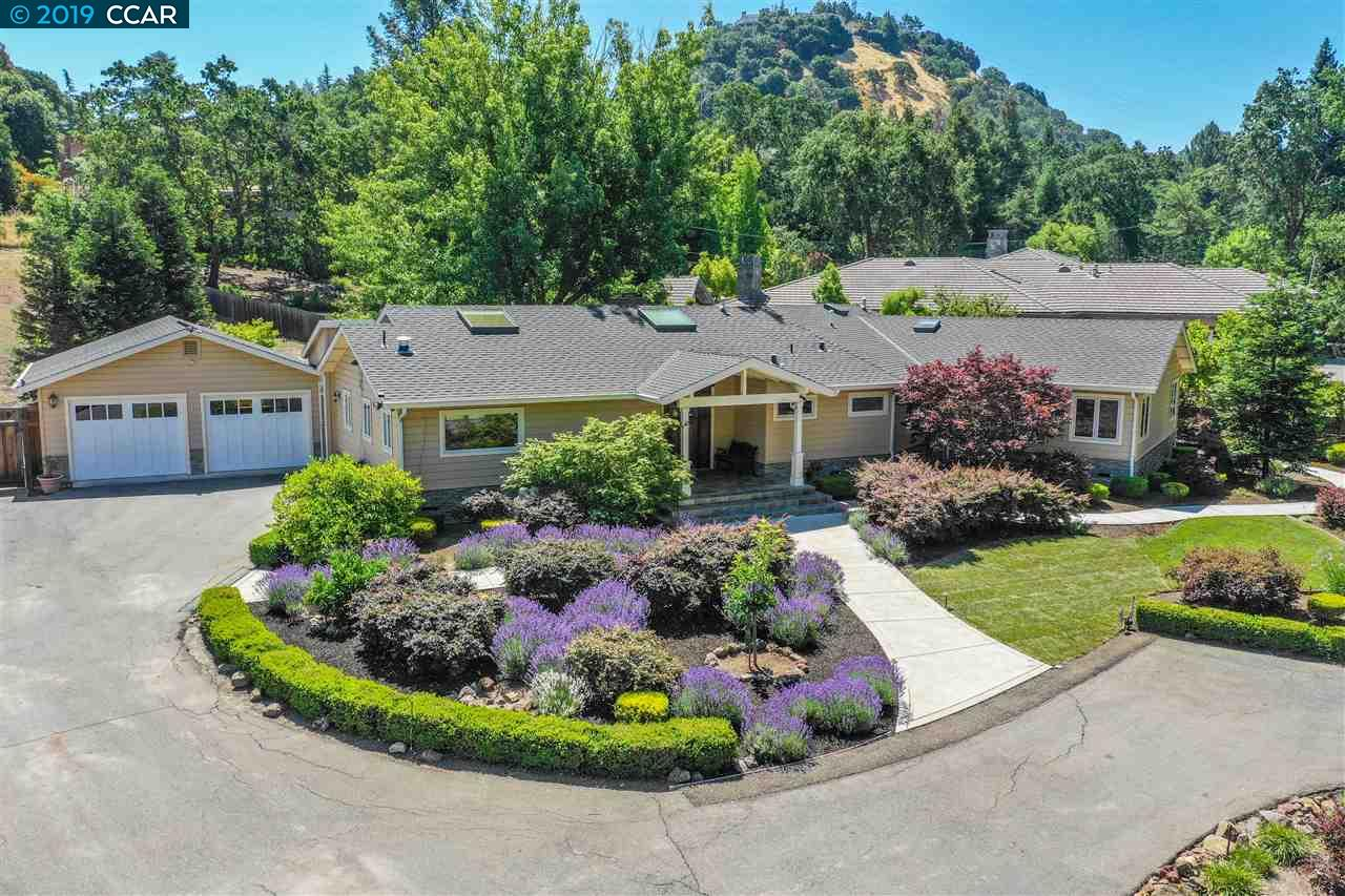 Property for sale at 184 Castle Hill Ranch Rd, Walnut Creek,  California 94595