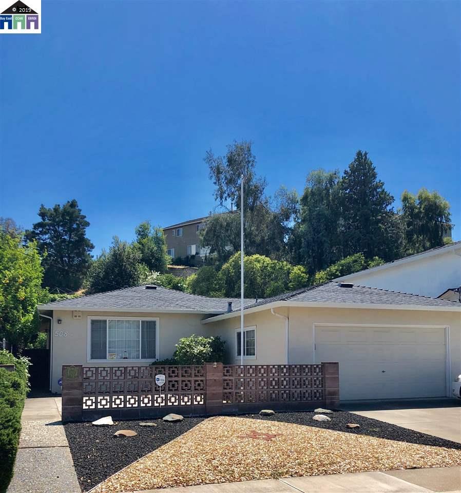 508 Lindley, ANTIOCH, CA 94509