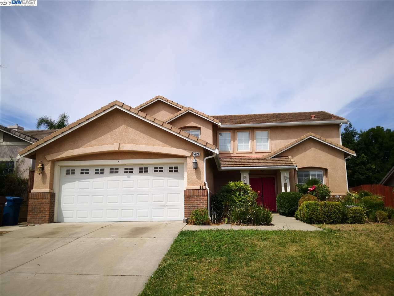 5222 Glenridge Way, ANTIOCH, CA 94531