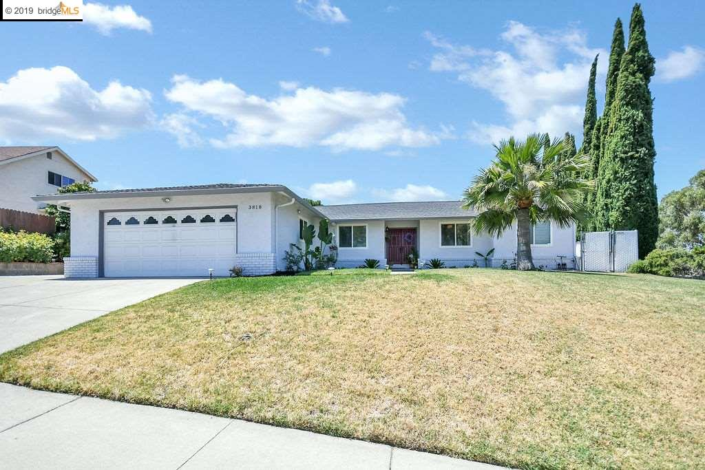 3818 La Miranda Pl Pittsburg, California 94565, 3 Bedrooms Bedrooms, 8 Rooms Rooms,2 BathroomsBathrooms,Residential,For Sale,3818 La Miranda Pl,40873328