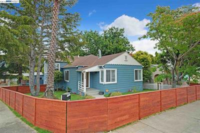 Photo of  3388 Morcom Ave Oakland 94619