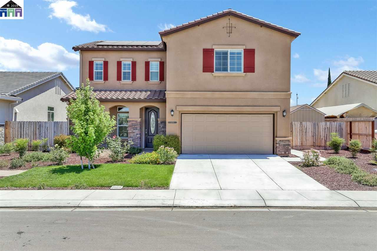 Detail Gallery Image 1 of 1 For 2174 Macedo St, Manteca, CA 95337-9204 - 4 Beds | 2/1 Baths