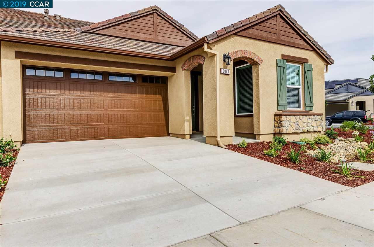 2081 Sangria St. (lot 56) Brentwood, CA 94513