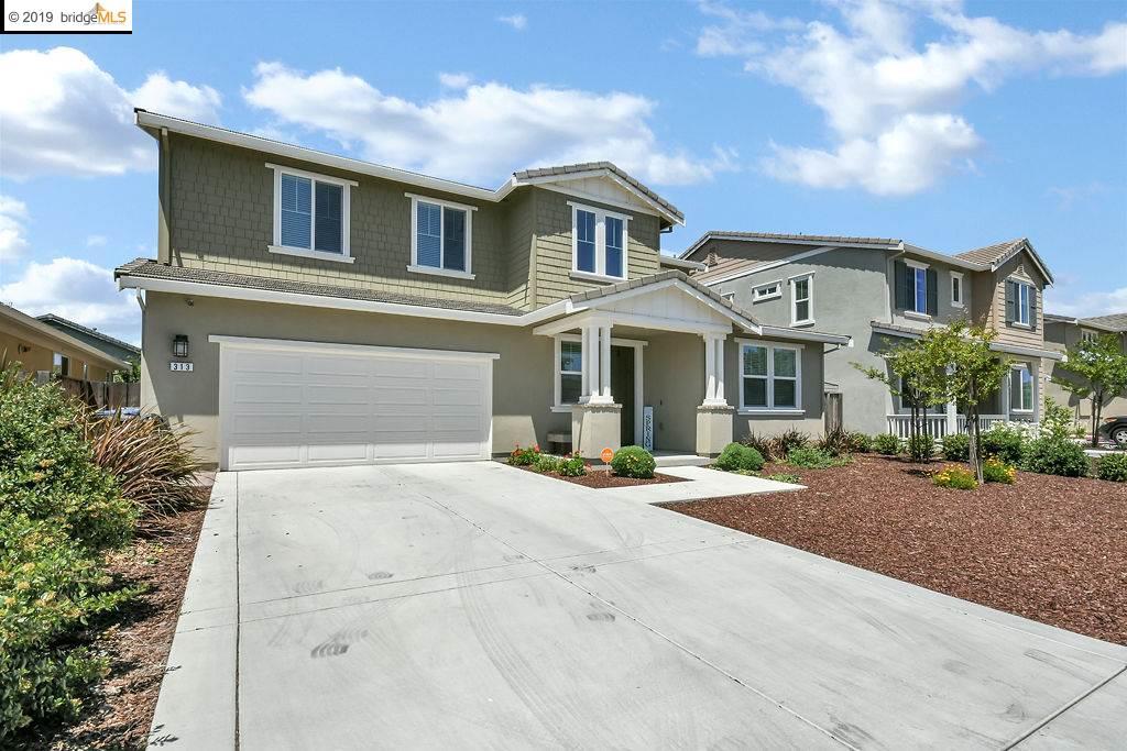 313 Parkfield Way, OAKLEY, CA 94561