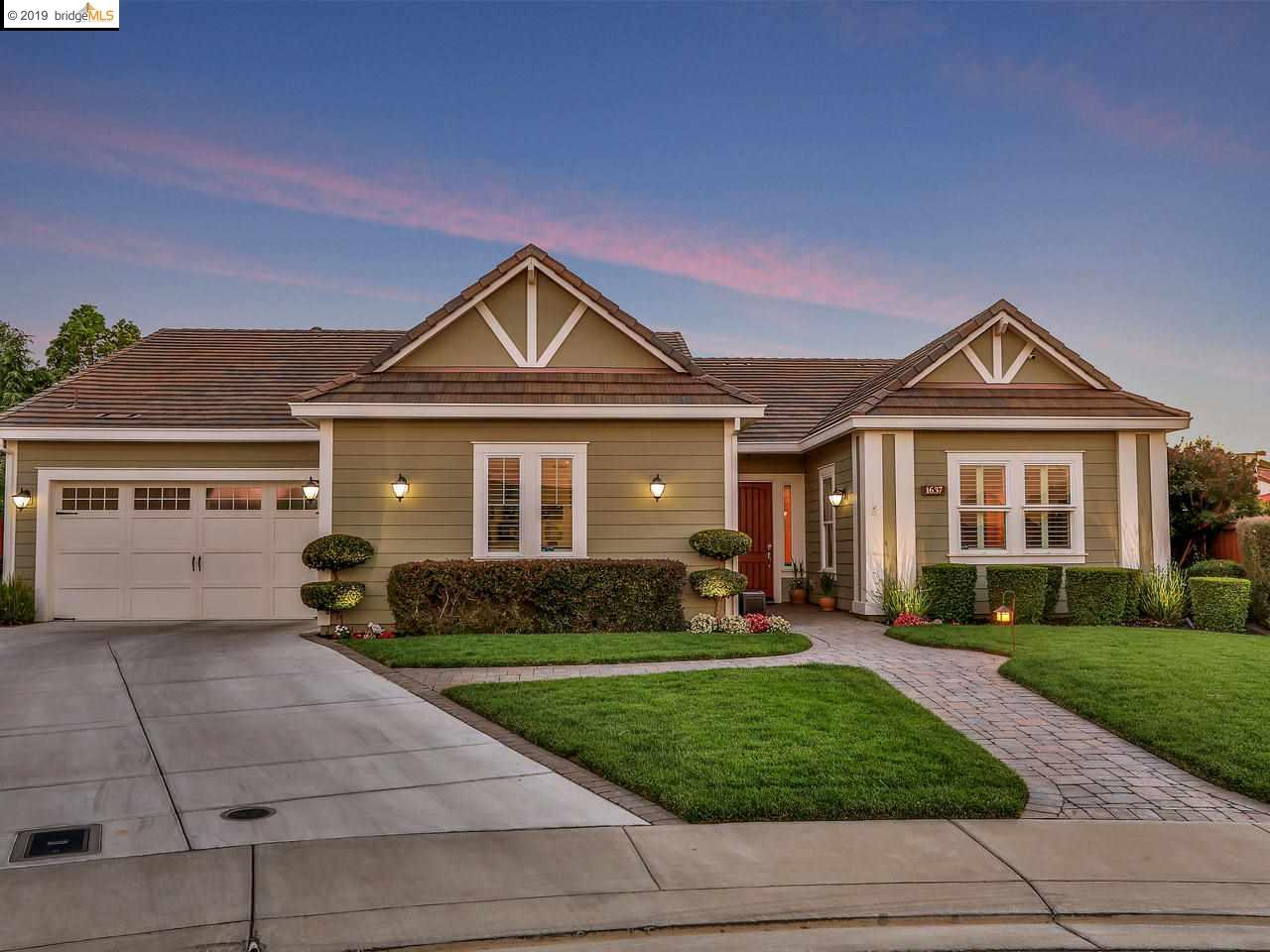 1637 Shiraz Ct, BRENTWOOD, CA 94513