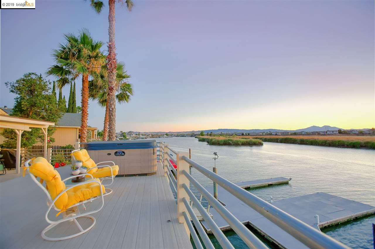 4832 SOUTH POINT, DISCOVERY BAY, CA 94505