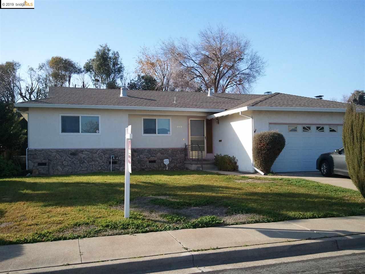2812 Vista Way, ANTIOCH, CA 94509