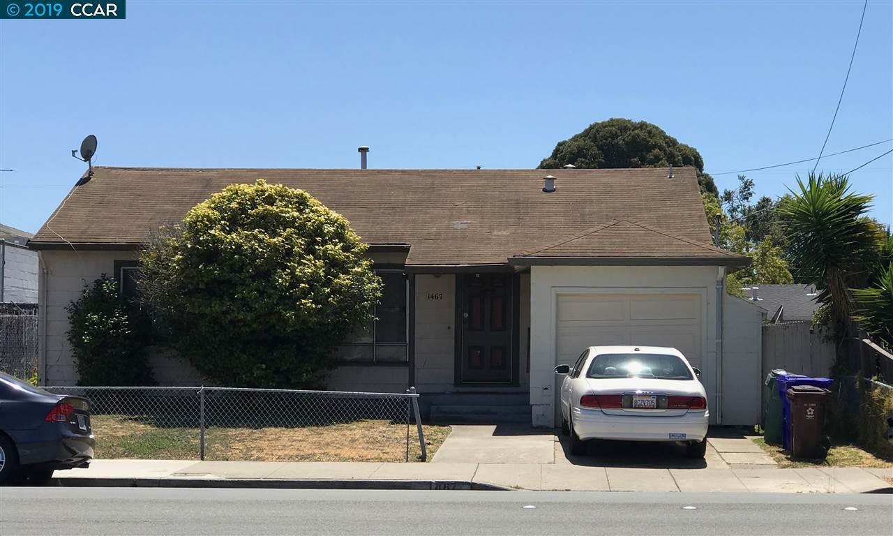 1467 CARLSON BLVD, RICHMOND, CA 94804