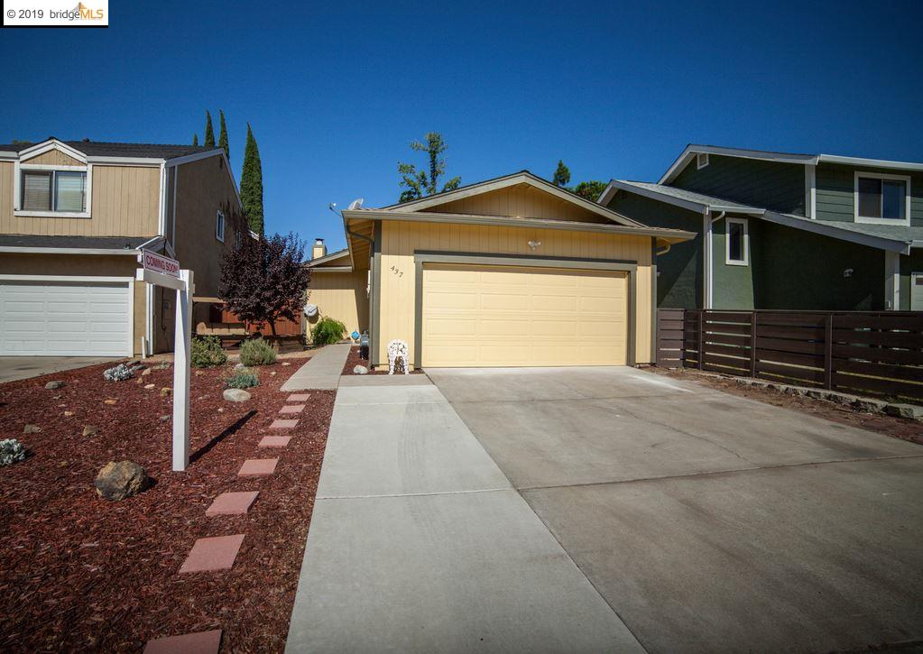 437 Almondtree Circle, OAKLEY, CA 94565