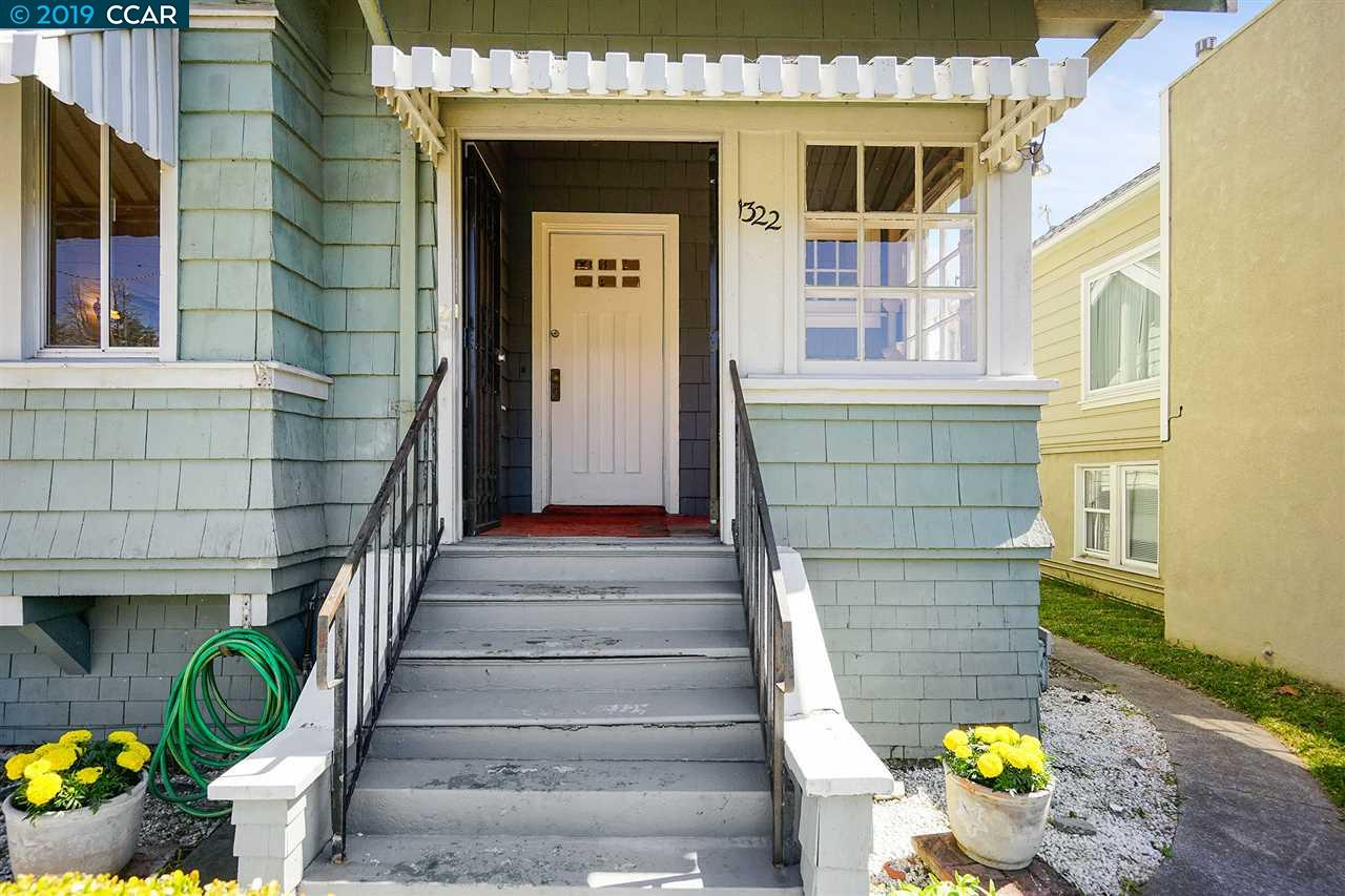 Property for sale at 1322 Virginia St, Berkeley,  California 94702