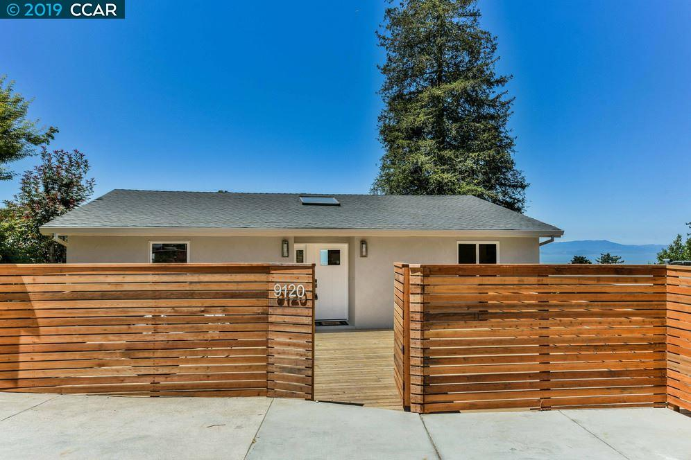 Property for sale at 9120 Skyline Blvd., Oakland,  California 94611