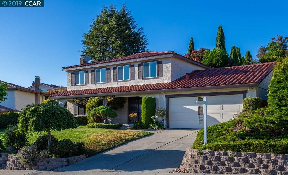 1533 SOLITUDE LANE, RICHMOND, CA 94803