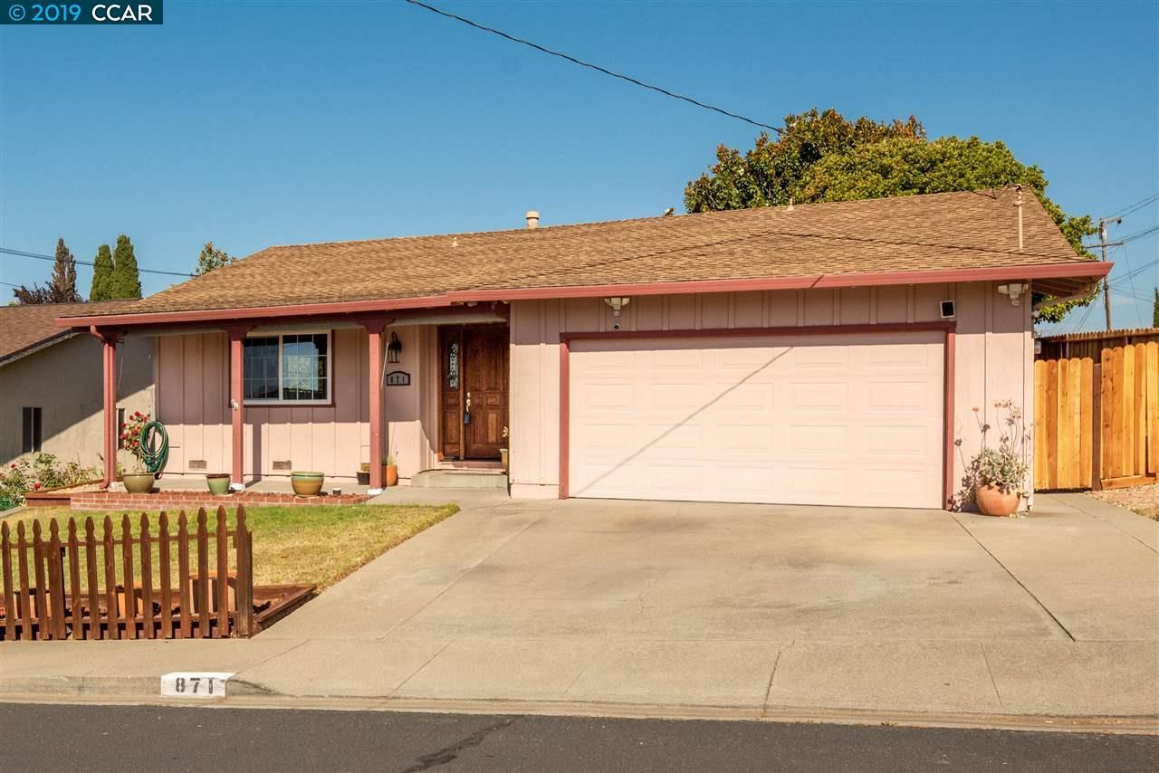 871 Rogers Way Pinole, CA 94564