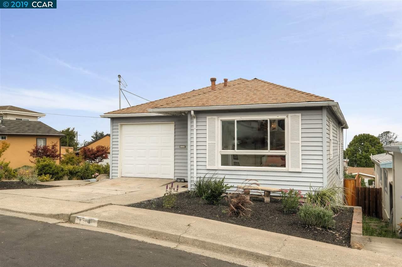 1514 SEQUOIA AVE, RICHMOND, CA 94805